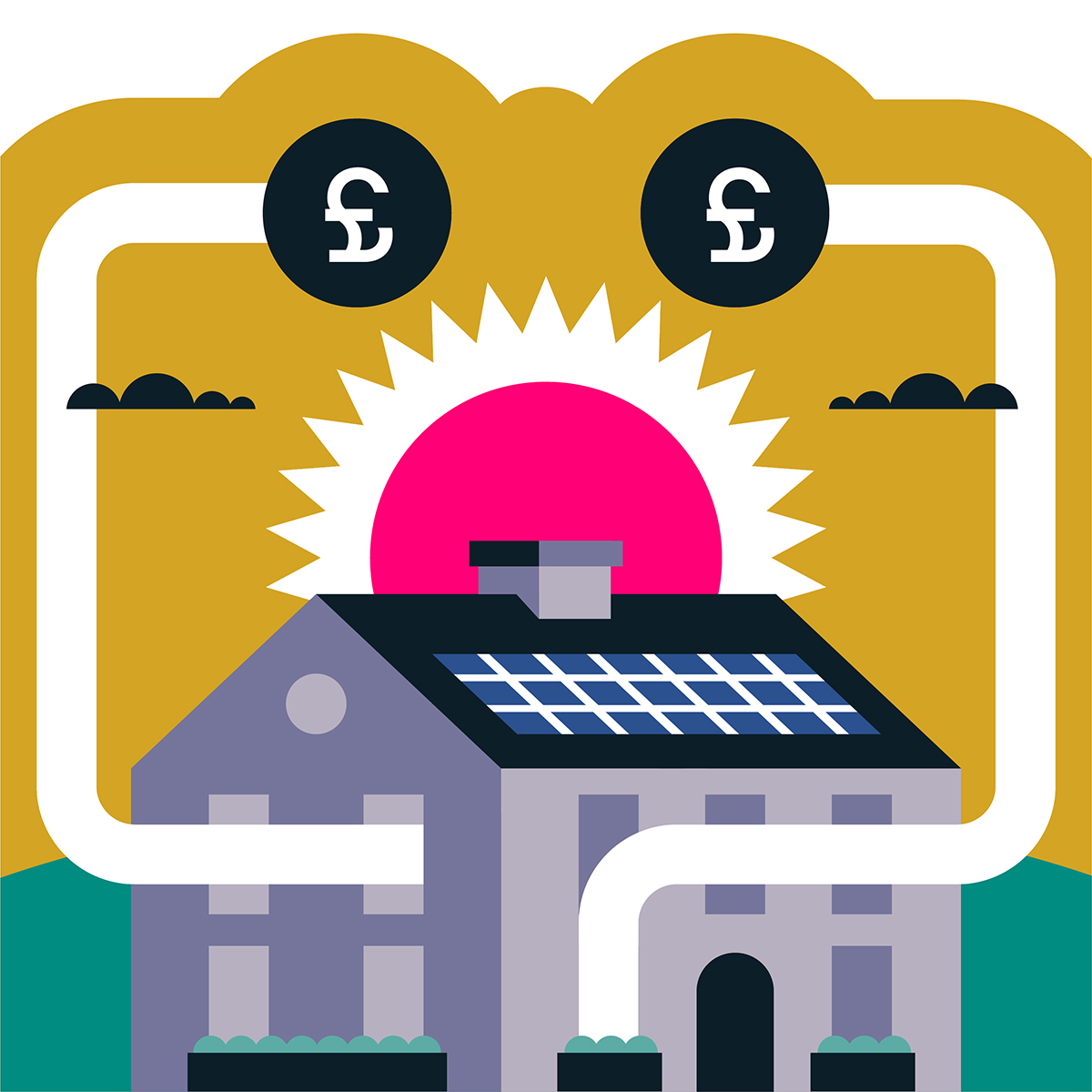 The benefits of generating your own solar 2